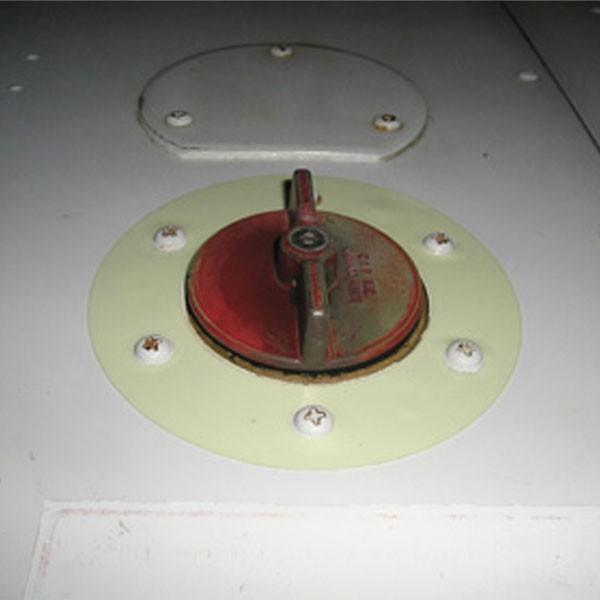 Fuel Port Indicator Ring - Small